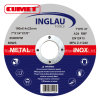 Depressed Center Grinding Wheels for Metal 180*6.4X22.2mm
