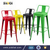 Wholesale Vintage Industrial High Rustic Metal Chair Sbe-Cy0337
