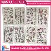 Glitter Fashion Design Flower Body Temporary Tattoo Sticker