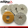 400# 10 Thick Wet Polishing Pad for Marble Granite