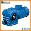 Helical Worm Geared Reducer with 3 Phase Motor