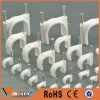 Electric Cable Fixing Clip Small Plastic Wall Cable Clip
