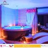 Hydro Massage Acrylic Round SPA Poll Whirlpool Tub