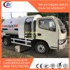 5.5m3 2.5ton LPG Dispenser Mobile Cylinder Filling Bobtail Truck