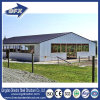 Temporary Agriculture Metal Shed and Prefabricated Steel Structure Building