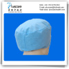 Manufacturer Elastic Style Disposable Nonwoven/SMS Doctor Cap, for Hospital Use