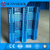 3 Runners Mesh Surface Storage Transportation Usage Plastic Pallet