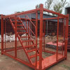 Safe Ce Approved Steel Scaffolding Mobile Tower for Repairment