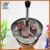 Water Pipe Carbon Bowl Holder Charcoal Bowl Hookah Set