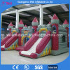 New Design Inflatable Castle with Slide Combo for Amusement Park