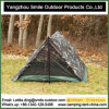 2 Person Galvanized Steel Temporary Camping Cold Weather Triangle Tent