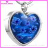 Heart of Ocean Cremation Pendant Necklace 316L Stainless Steel Necklace Memorial Ashes Keepsake Urn (IJD8411)