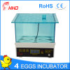 Newest 4 Eggs Poultry Egg Incubator for Sale Yz9-4