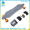Waterproof 2*1100W Motor Wheel Electric Stand Skateboard