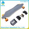 Waterproof 2*1100W Motor Wheel Electric Stand Skateboard