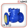 DIN Cast Steel Flanged Swing Check/Non Return Valve