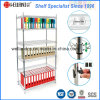NSF Adjustable Chrome Steel Office File Storage Shelving