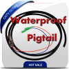 FC Fiber Optic 2/4/6/12 Core Waterproof Pigtail Optical Splitter