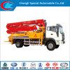 15cbm 15000 Liters Concrete Boom Pump Truck