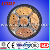 PVC Insulated and PVC Sheathed Power Cable 4X95+50mm