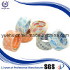 OEM Factory Offer Printed Paper Core Super Clear Tape
