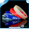 Novely Personalized Fabric Glow in Dark Wristbands