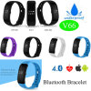 Sport Bluetooth Smart Bracelet IP68 Waterproof (V66)