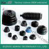 China Manufacture Customized Molded Auto Parts Rubber Bellows