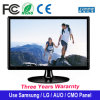 "Widescreen 15.6"" Inch LED Monitor with VGA HDMI Speaker Input OEM Optional"