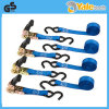 ISO Certified Truck Ratchet Straps Manufacturer in China