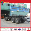 3 Axle Draw Bar Towing Tractor Cargo Trailer 30 Ton