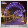 Festival LED Arch Motif Outdoor Street Light up Decoration Lights