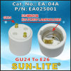 Gu24 to E26 Screw Lampholder Adapter; Ea-04A