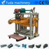 Manual Concrete Cement Block Making Machine Brick Plant