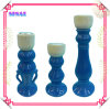 Blue Candle Holder, Ceramic Candle Stick