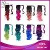 Wholesale Cheap Ombre Body Wave Synthetic Hair Ponytail