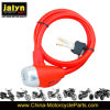 12*650mm Bicycle Lock/Security Lock/Cable Lock