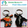 Custom Soft PVC Key Ring No MOQ at Factory Wholesale Price