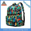 All Over Print Canvas Teenager Girls Leisure Backpack