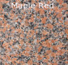 G562 Natural Customized Maple Red Granite Tile