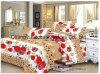Poly/Cotton Bedding Set T/C50/50 Bed Sheet