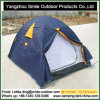 Double Decker Professional Camping Lightweight 4 Man Tent