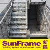 Aluminium Stair Board Formwork Frabrication on-Site