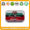 Custom Rectangular Mint Tin Box, Gum Tin Can