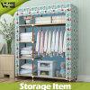 Folding Designer Simple Storage Cabinet Living Room Wardrobe