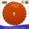 350mm Diamond Saw Blade for Cutting Stone with Good Sharpness