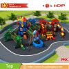 2017 Outdoor Children Playground Toy Slide Kids Dream of Pleasure Island (HD17-025A)