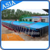 Popular Ce Certificate Metal Frame Pool, Swimming Pool Equipment