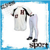Cheap Custom Sublimated Printed Classic Button Down Baseball Uniforms