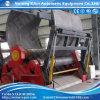 Hot! Mclw12hxnc-60*3500 Wind Tower Manufacturing Hydraulic CNC Plate Rolling Machine